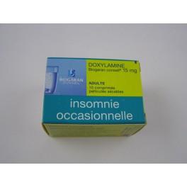 Doxylamine 15 mg Biogaran conseil
