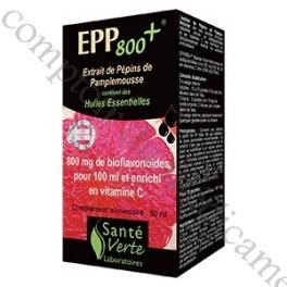 EPP800+ Santé Verte 50 ml