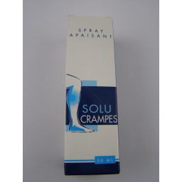 Solucrampes spray 50 ml NutriExpert