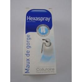 Hexaspray collutoire
