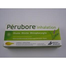 Pérubore inhalation