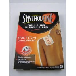 Synthol kiné 2 patchs