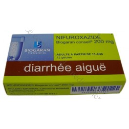 Nifuroxazide 200 mg Biogaran conseil