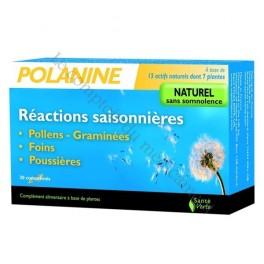 Polanine 30 comprimés Santé Verte
