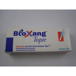 Bloxang topic  pommade  hémostatique 30 g