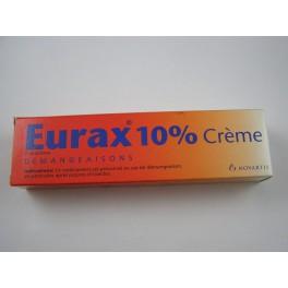 Eurax 10 pour cent crème 40 g