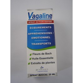 Vagaline  3 chênes spray buccal 25 ml