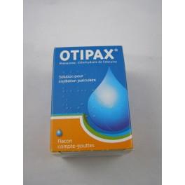 Otipax solution pour instillation auriculaire