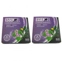 Pack Essentiel confort intestinal 2X14 ampoules