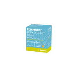 Fluimucil 200 mg 30 sachets
