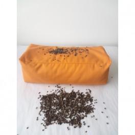 Cale nuque en sarrazin Nuits de rêve orange