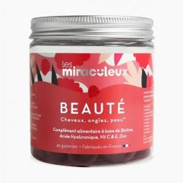 Gummies Beauté 42 gommes les Miraculeux