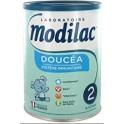 Modilac Doucéa 2 6 à 12 mois 800 g