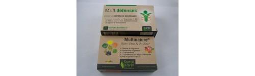 Packs compléments alimentaires Santé Verte